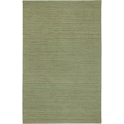 Hand-tufted Sovereignty Solid Sage Rug (8' x 10')