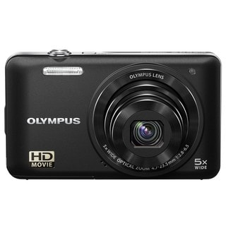 Olympus VG-160 14MP Black Digital Camera