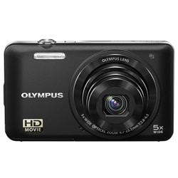 Olympus VG-160 14MP Black Digital Camera