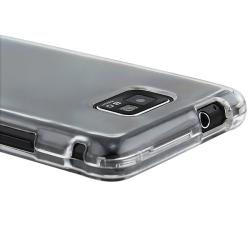 Clear Snap-on Crystal Case for Samsung Galaxy S II i9100