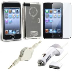 Case/ LCD Protector/ Charger/ Cable for Apple iPod Touch Generation 1