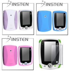 INSTEN Cases/ LCD Protector compatible with LeapFrog LeapPad