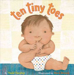 Ten Tiny Toes (Hardcover)