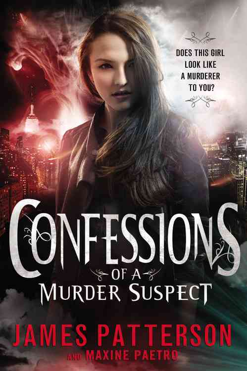 Confessions of a Murder Suspect (Hardcover)