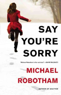 Say You're Sorry (Hardcover)