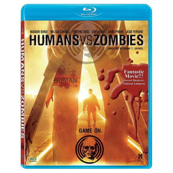 Humans Vs. Zombies (Blu-ray Disc) 8822603