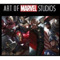 Art of Marvel Studios (Paperback)