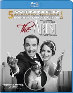 The Artist (Blu-ray Disc)