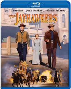The Jayhawkers (Blu-ray Disc)