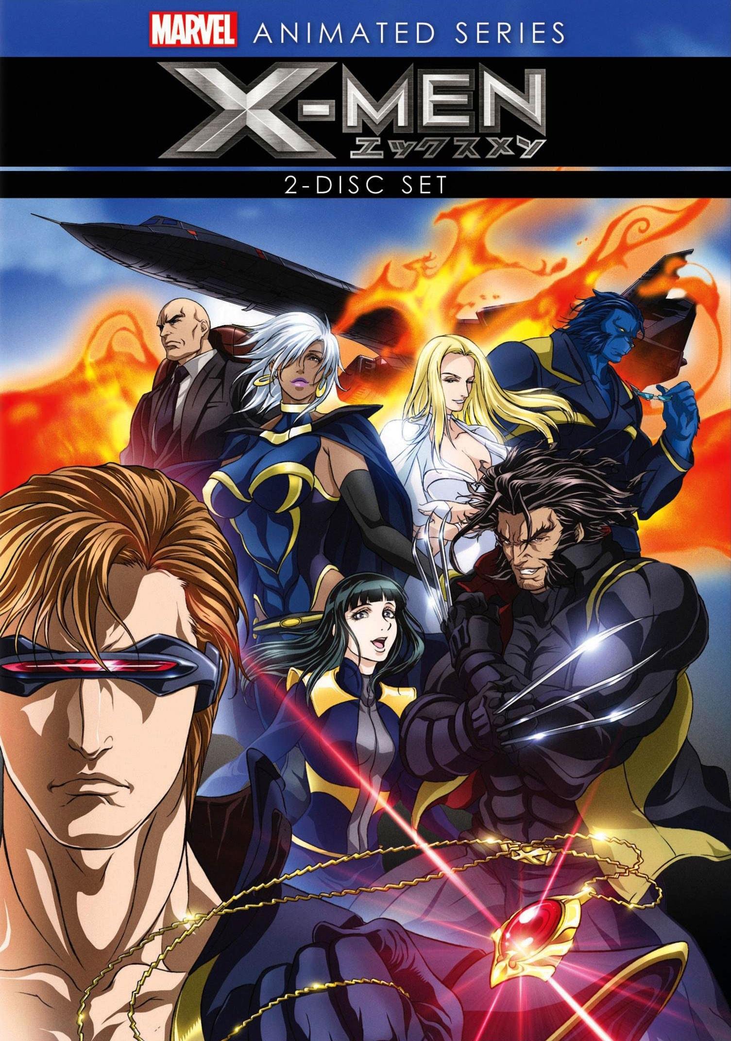 Marvel Animation: X-Men Complete Series (DVD)