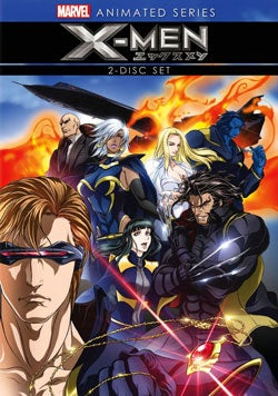 Marvel Animation: X-Men Complete Series (DVD)