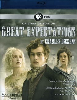 Masterpiece Classic: Great Expectations (Original U.K. Unedited Edition) (Blu-ray Disc)