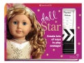 Doll Star: Create Lots of Ways to Play Onstage! (Hardcover)
