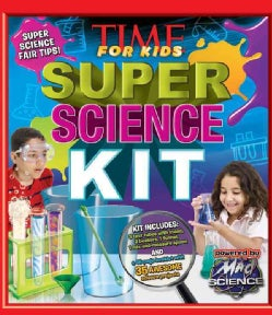 Time for Kids Super Science Kit (Hardcover)