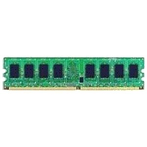 1GB: 2RX512MB PC2-3200 DDR2-400