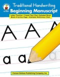 Traditional Handwriting Beginning Manuscript (Paperback)