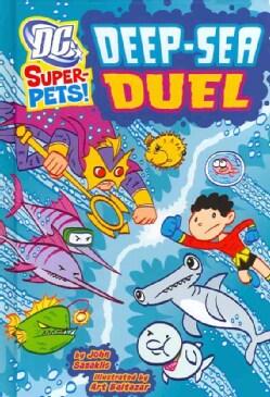 Deep-Sea Duel (Hardcover)