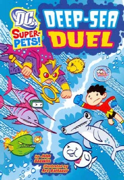 Deep-Sea Duel (Paperback)