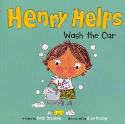 Henry Helps Wash the Car (Paperback)