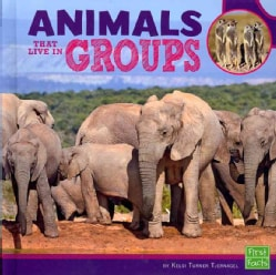 Animals That Live in Groups (Hardcover)