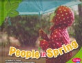 People in Spring (Hardcover)