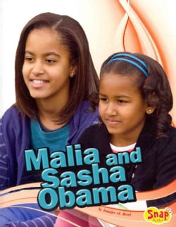 Malia and Sasha Obama (Paperback)