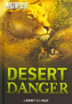Desert Danger (Hardcover)