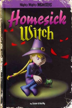 Homesick Witch (Hardcover)