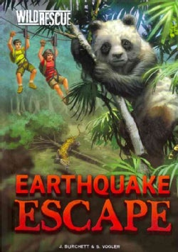 Earthquake Escape (Hardcover)