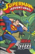 Superman Adventures: Men of Steel (Hardcover)