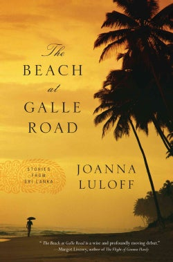 The Beach at Galle Road: Stories from Sri Lanka (Hardcover)