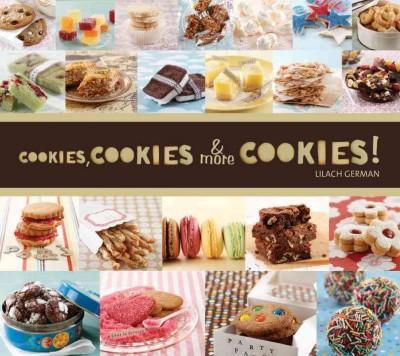 Cookies, Cookies & More Cookies! (Paperback)