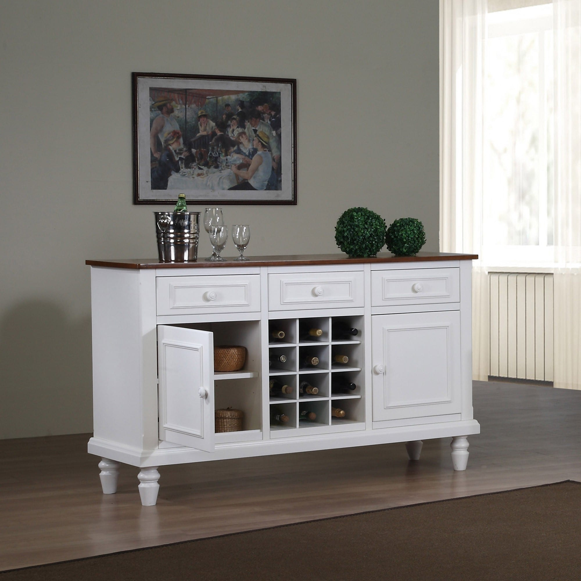 Shop Overstock.com and find the best online deals on French Count…   Country living room