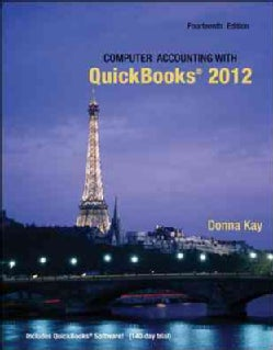 Computer Accounting With Quickbooks 2012 + CD