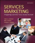 Services Marketing: Integrating Customer Focus Across the Firm (Hardcover)