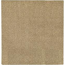 Meadowland Glimmer Gold Rug (8' x 8')