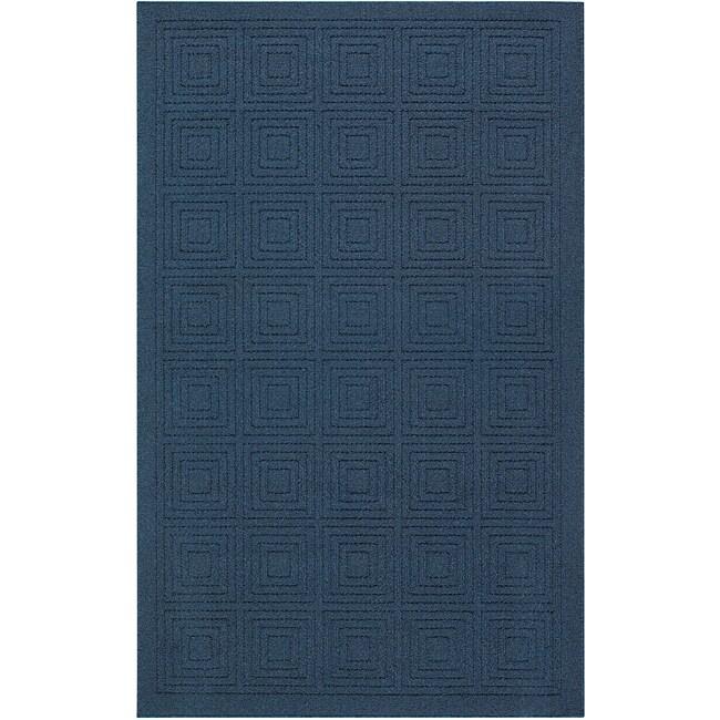 Transom Twilight Blue Rug (5' x 8')