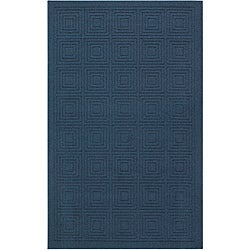Transom Twilight Blue Rug (5' x 8')