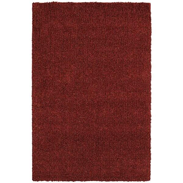 Meadowland Mandrin Red Rug (8' x 10')