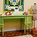 Arrow Florie Pistachio Green Sewing Table by Exponential