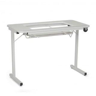 Arrow 'Gidget II' White Crafts & Sewing Machine Stowable Table