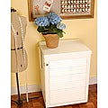 Arrow Sewing White Cabinet Sewnatra Sewing Storage Cabinet w/AirLift by Exponential