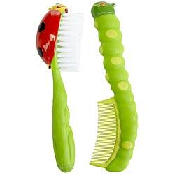 Sassy Brush and Comb Set