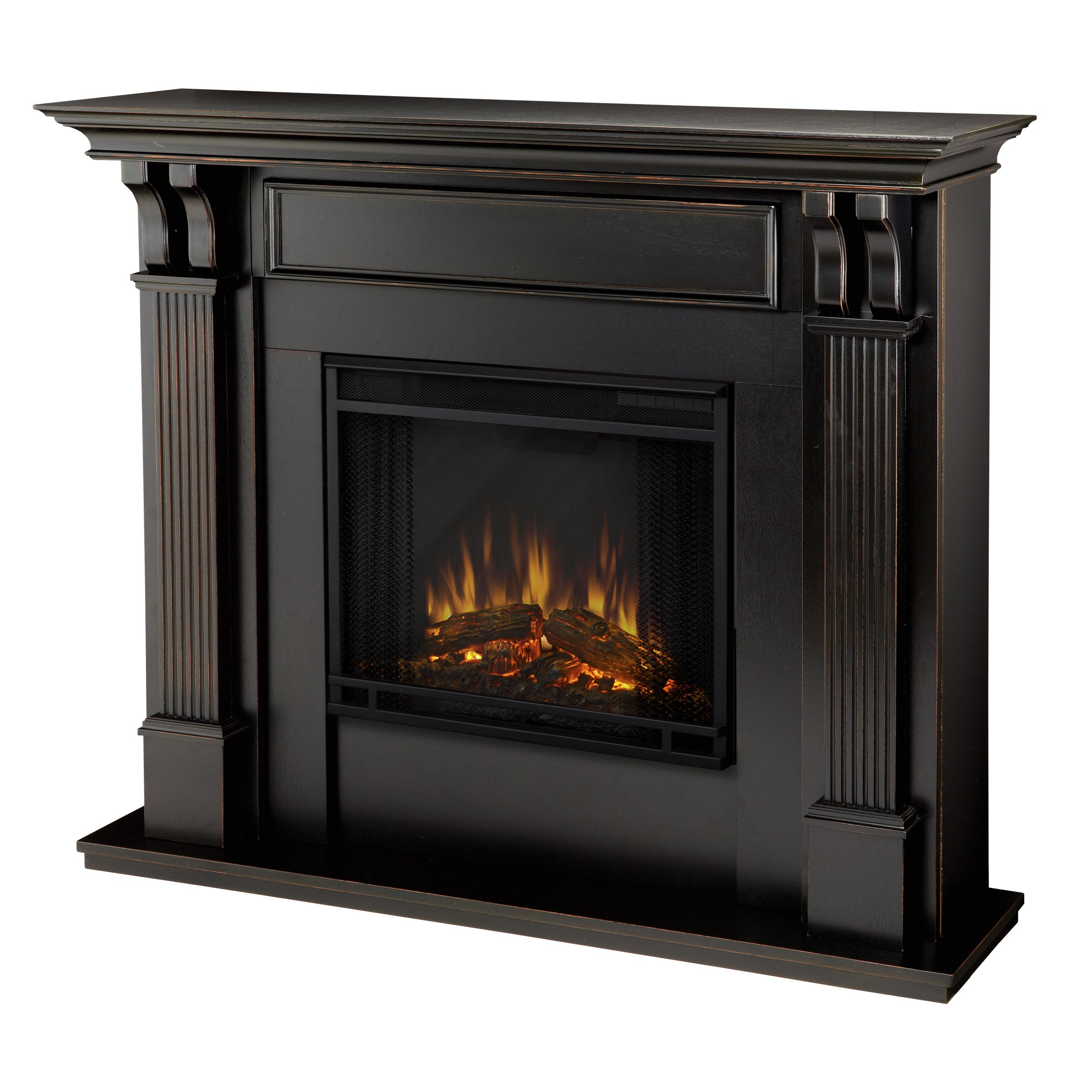 Real Flame Ashley Blackwash Electric Fireplace By Real Flame at Sears.com