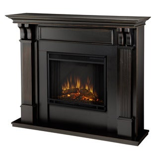Real Flame Ashley Blackwash Electric 48.03-inch Fireplace
