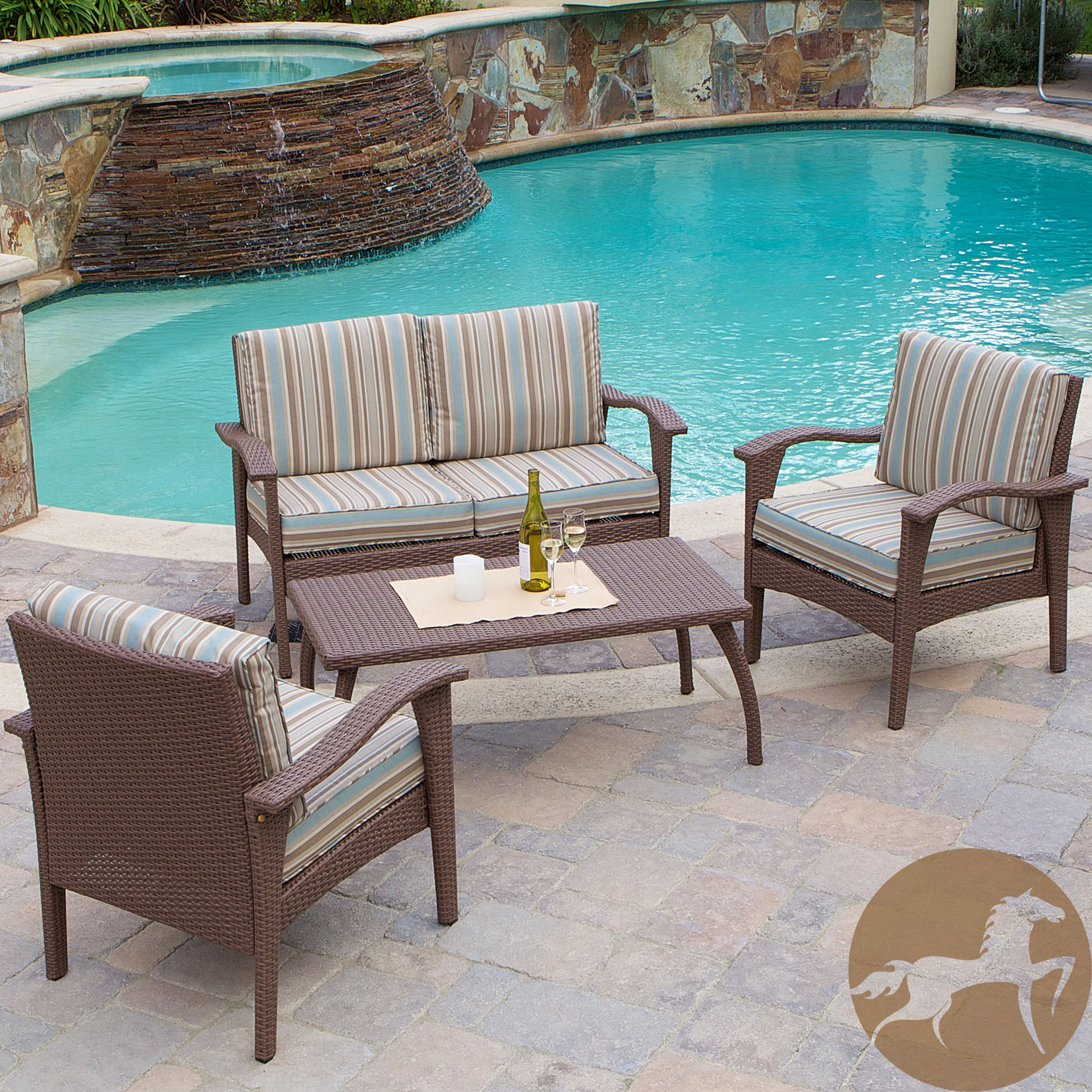 Sectionals Honolulu Homes Decoration Tips : Christopher Knight Home Honolulu Outdoor Brown Wicker Sofa Set bd4c7c67 f5c5 49f4 843e 57cf70b2dbfc from homesdecorationtips.blogspot.com size 2500 x 2500 jpeg 993kB