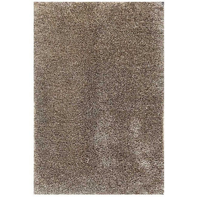 JRCPL Hand-woven Sand Wool-blend Shag Rug (2' x 3') at Sears.com