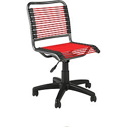 Bungie Low Back Red/ Graphite Black Office Chair