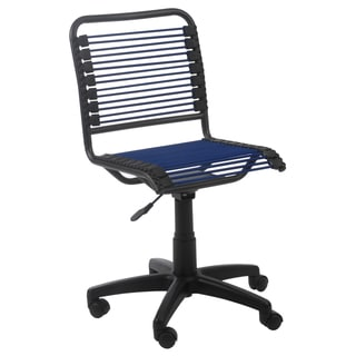 Bungie Low Back Blue/ Graphite Black Office Chair