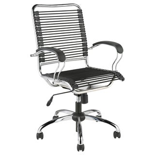 Safco Black Precision Vinyl Drafting Chair Foot Ring